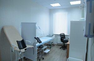 кабинет медицинского осмотра