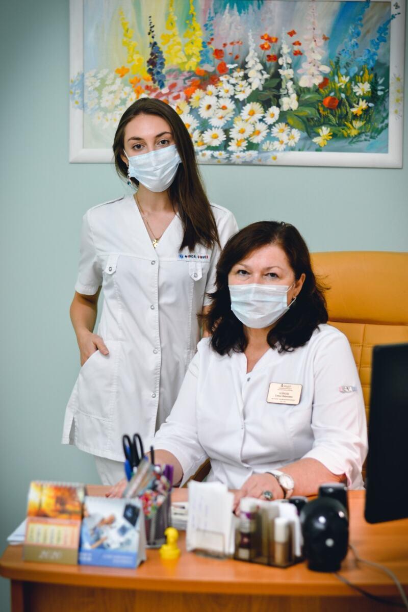 Бойкова-и-ученица Скрининг при беременности